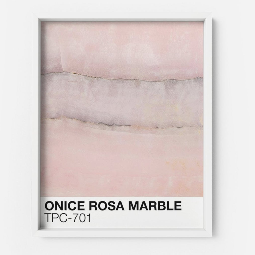 Onice Rosa MARBLE TPC-701 - THE PRINTABLE CONCEPT - Printable art posterDigital Download -