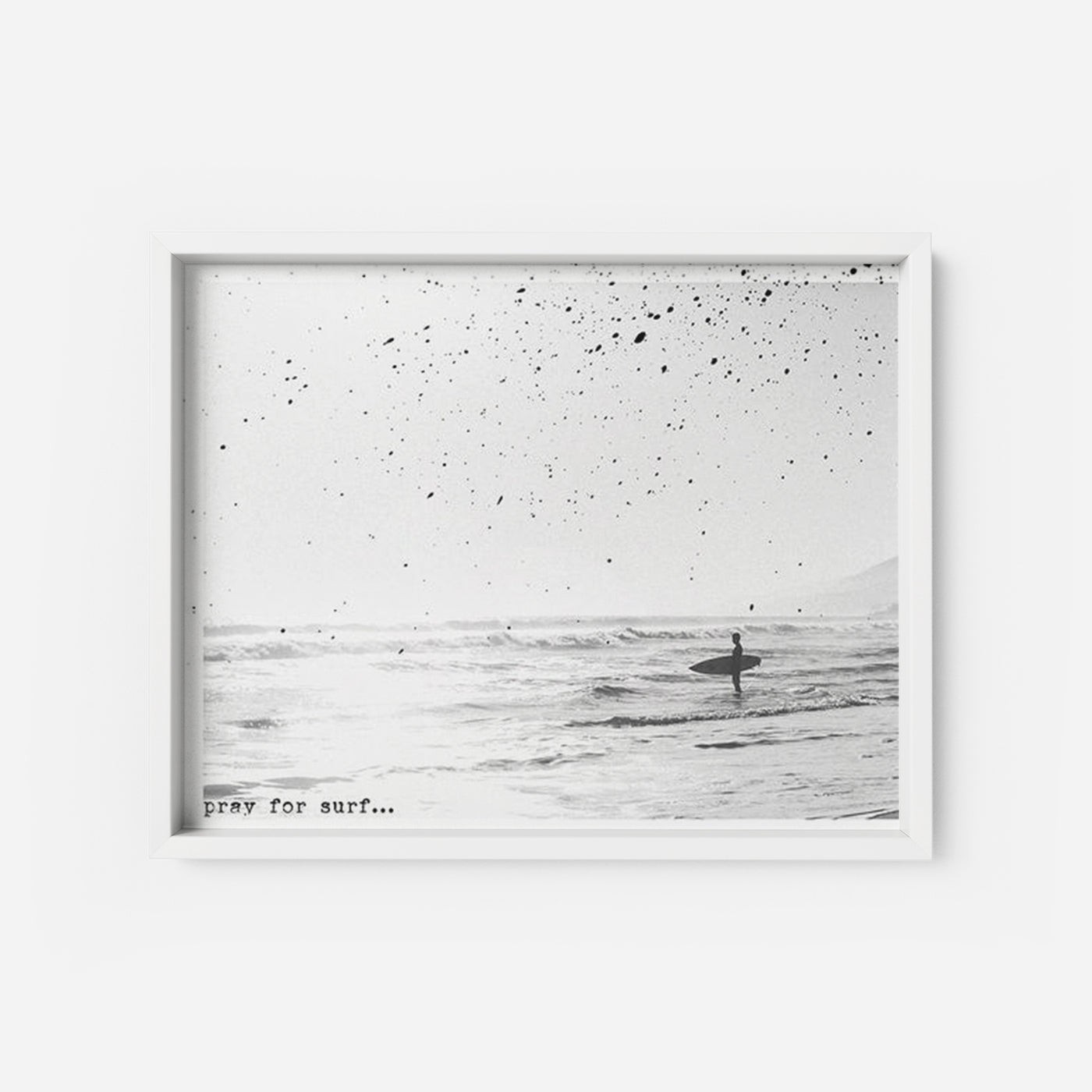 Pray for Surf - THE PRINTABLE CONCEPT - Printable art posterDigital Download -