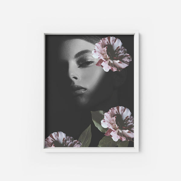 Viola - THE PRINTABLE CONCEPT - Printable art posterDigital Download -