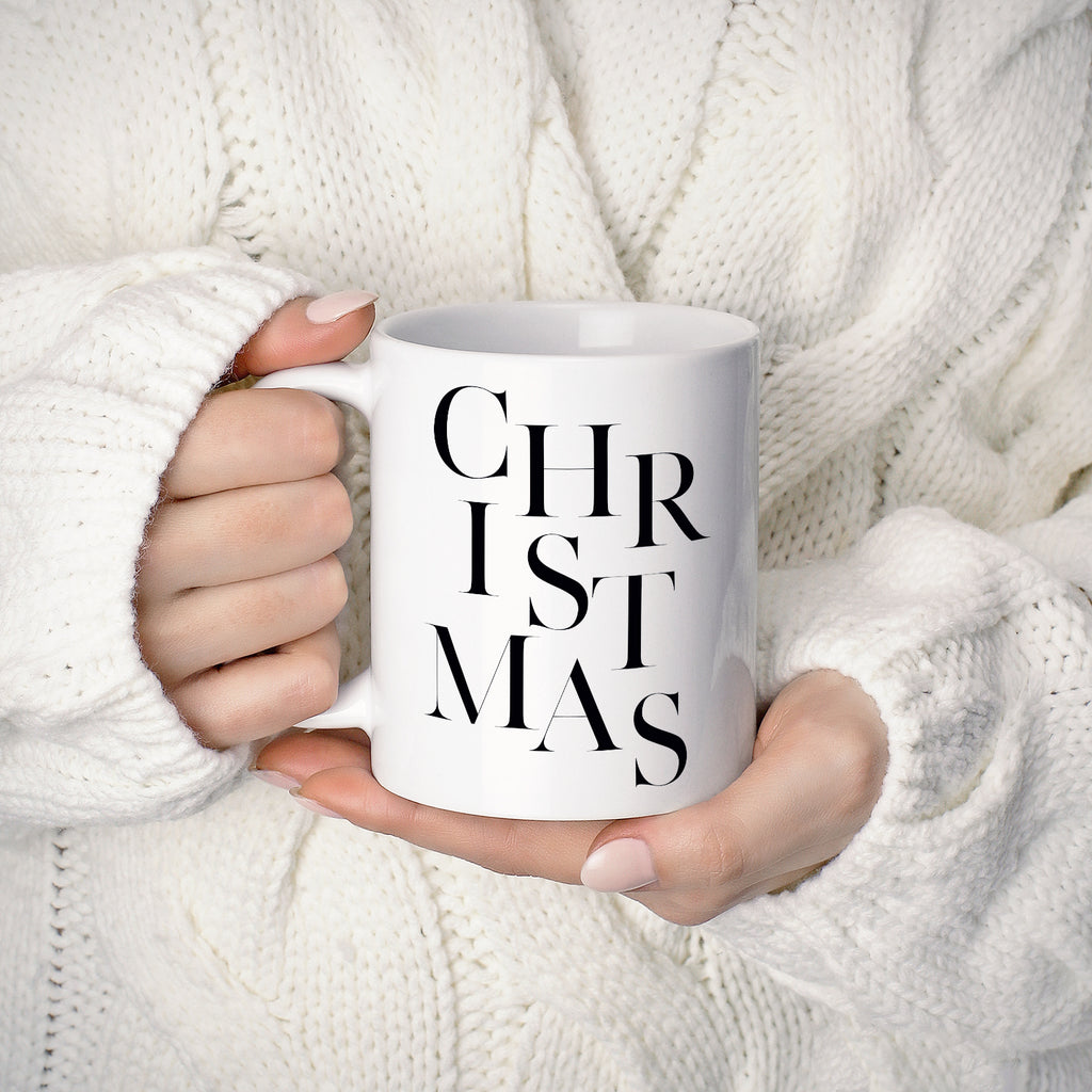 Christmas Mug - THE PRINTABLE CONCEPT - Printable art posterDigital Download -