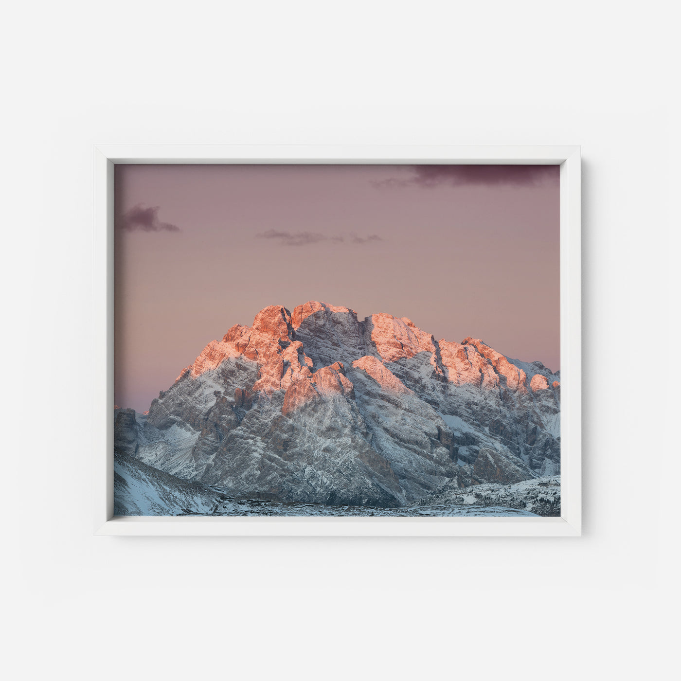Italian Alps - THE PRINTABLE CONCEPT - Printable art posterDigital Download -