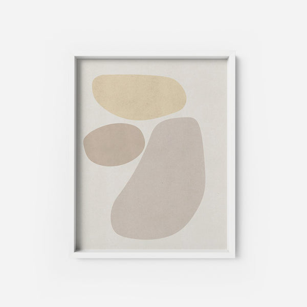 Timeless Neutrals - THE PRINTABLE CONCEPT - Printable art posterDigital Download -