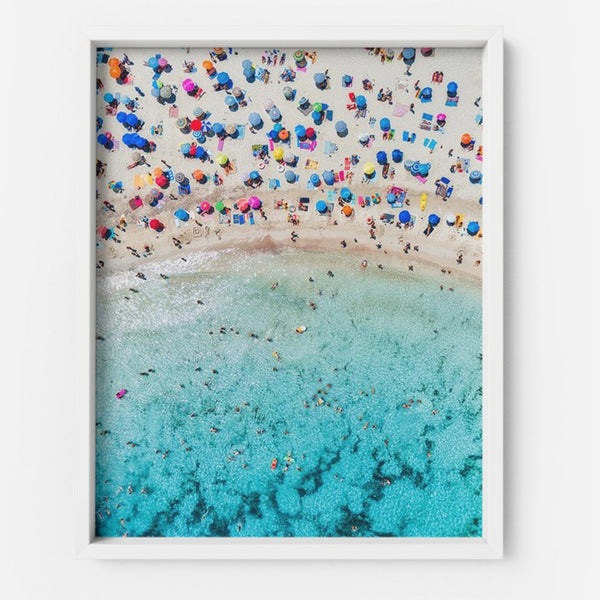 The Beach 1 - THE PRINTABLE CONCEPT - Printable art posterDigital Download -
