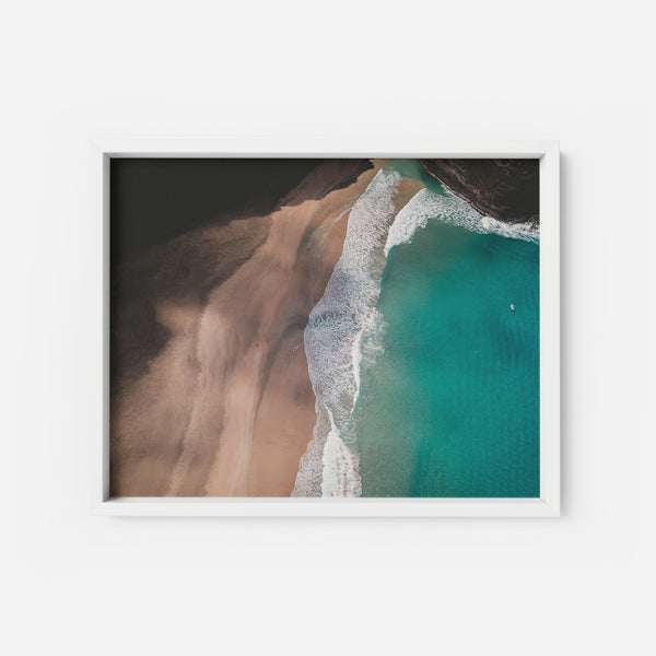 La Playa - THE PRINTABLE CONCEPT - Printable art posterDigital Download -