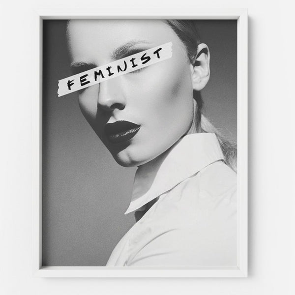 Feminist - THE PRINTABLE CONCEPT - Printable art posterDigital Download -