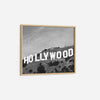 Hollywood Sign - THE PRINTABLE CONCEPT - Printable art posterDigital Download -