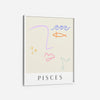 Pisces - THE PRINTABLE CONCEPT - Printable art posterDigital Download -