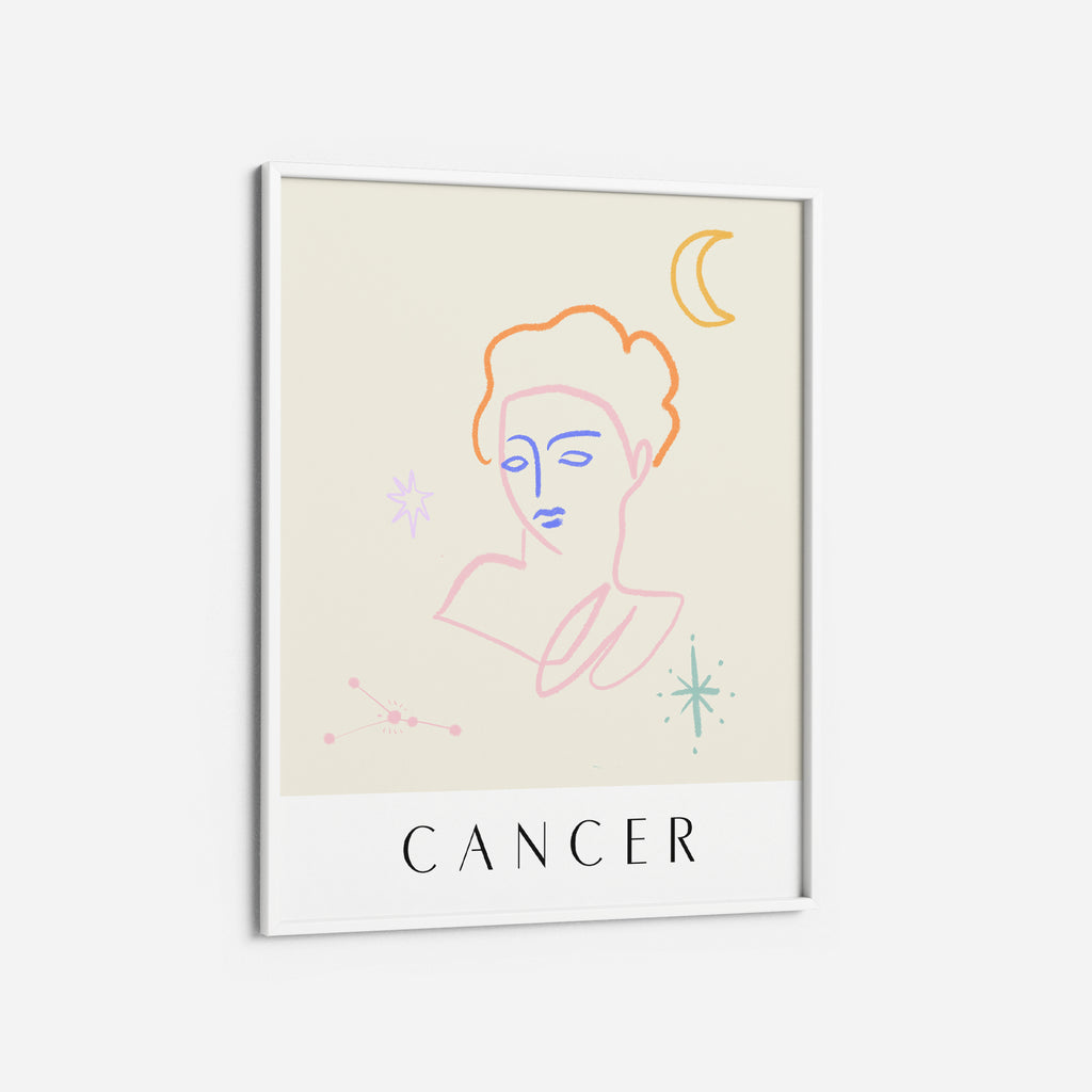 Cancer - THE PRINTABLE CONCEPT - Printable art posterDigital Download -