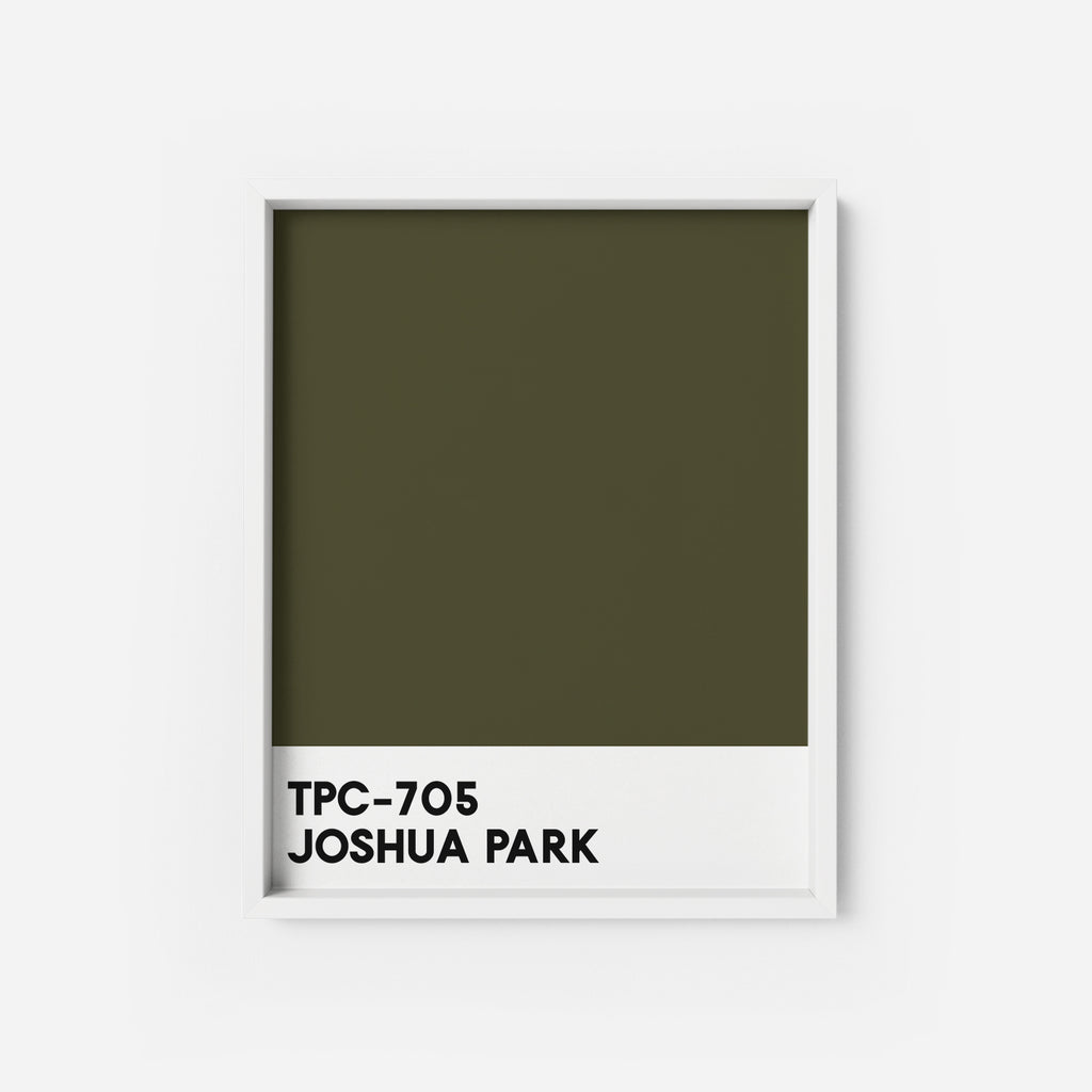 Joshua Park - THE PRINTABLE CONCEPT - Printable art posterDigital Download -