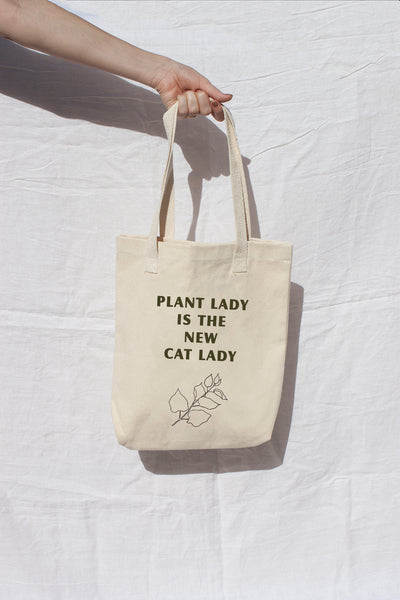 Plant Lady is the new Cat Lady - THE PRINTABLE CONCEPT - Printable art posterDigital Download -