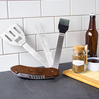 Personalized BBQ Grill Multi-Tool