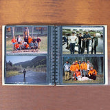 Personalized Hunting Photo Album-Engraved Hunting Memories Photo Album