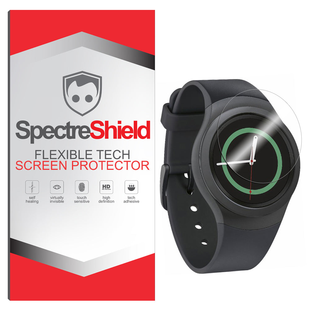 [6-Pack] Samsung Gear S2 Screen Protector