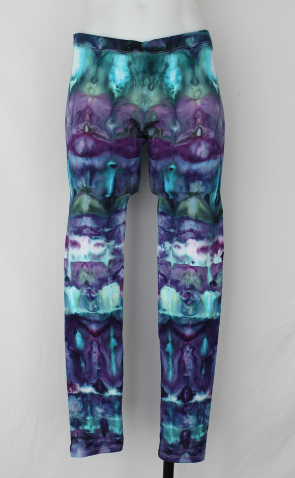Leggings size Medium - Angelica stained glass