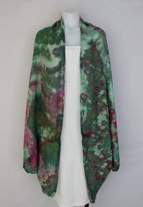 Rayon Cocoon Jacket shawl One size fits most - Betty's Smile crinkle