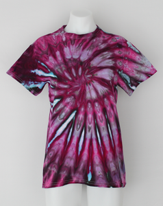 Men's shirt size Small unisex ice dyed - Juice Box twist