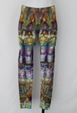 Leggings size Small - Na's Favorite stained glass