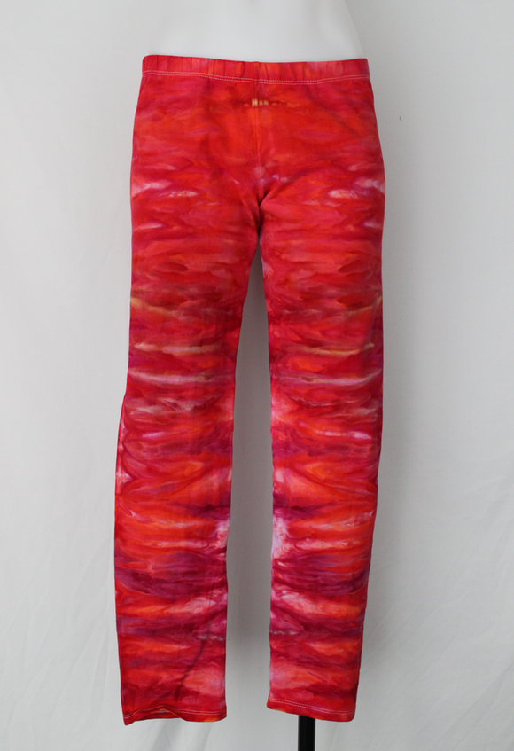 Leggings size XL - Sailor's Delight snakeskin