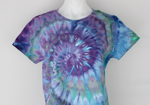 Ladies T shirt - size Large - Tranquil Waters twist