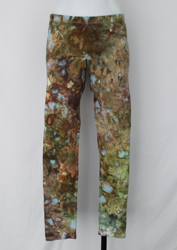 Leggings size Large - Wilderness crinkle