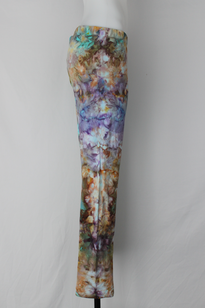 Leggings size XL - Abalone crinkle