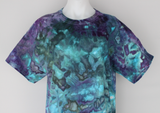 Men's t shirt size Large - Angelica crinkle