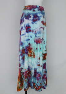 Maxi skirt - size XL - Carnival crinkle