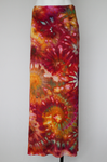 Tie dye Maxi skirt size Medium - Confetti twist