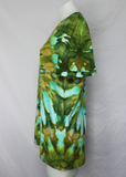 Ladies medium shirt unisex ice dye - Kortney's Meadow