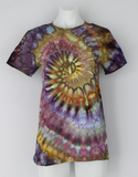 Men's shirt size Small Unisex ice dye - Na's Favorite twist