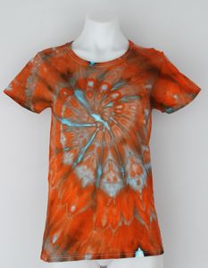 Ladies t shirt size Small - Ta-queela Sunrise