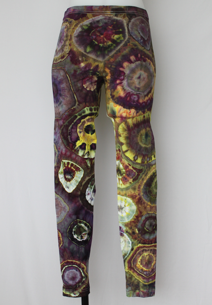Tie dye Leggings - size Large - Turkish Heirloom