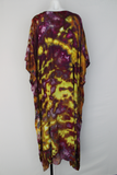 Rayon Caftan One size fits most - Turkish Heirloom crinkle