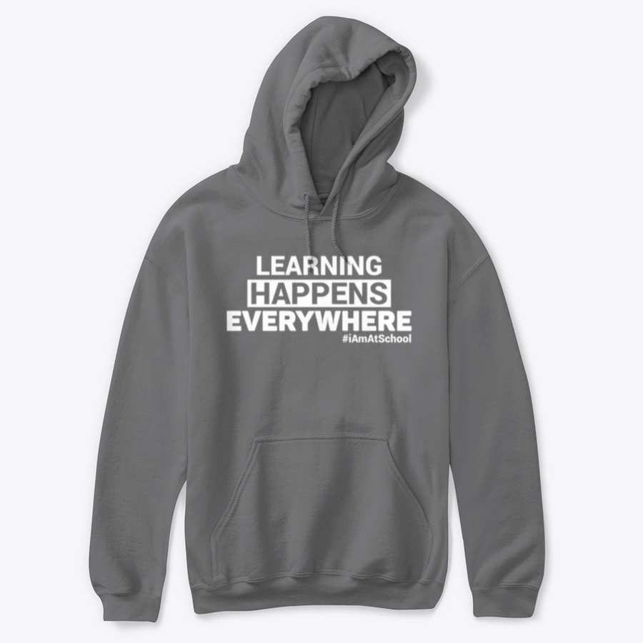 Learning Happens Everywhere New Arrival