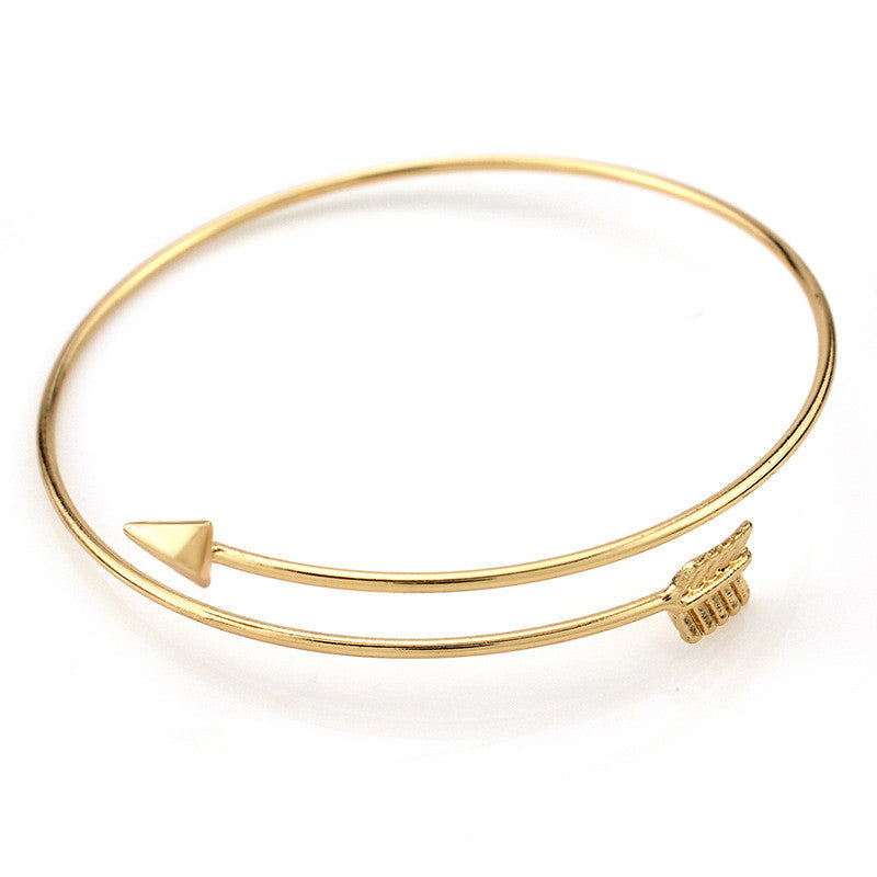 """Raising Arrows Collection"" Bangle Bracelet"