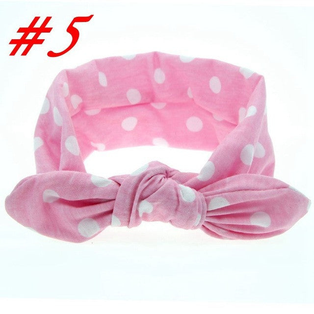 Girls fashion hair accessories Kids bowknot