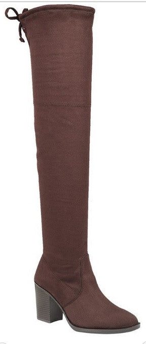 Ridge 36 Over Knee High Adjustable Boots