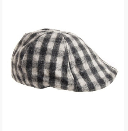 Checker Cap Hat