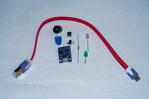 DIY Arduino Basics Learning Kit Learning Kit - Rave Gear