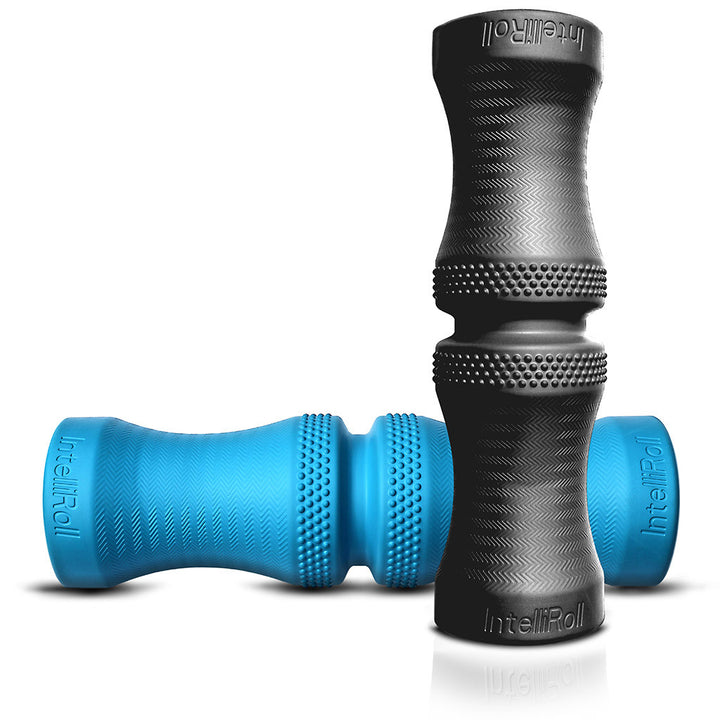 IntelliRoll FIRM and FLEX Foam Roller COMBO - IntelliRoll