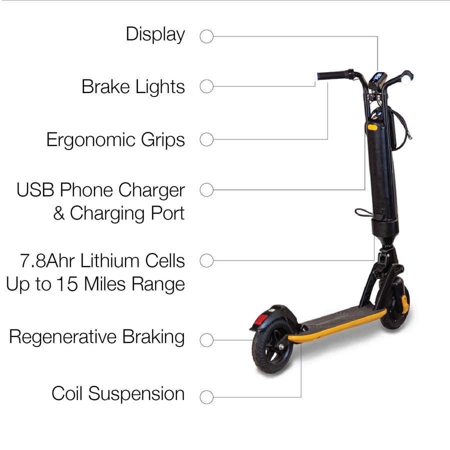 Brooklyness Electric Scooter