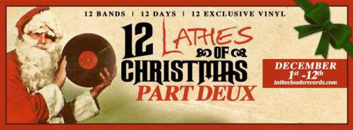 12 Lathes of XMAS 2