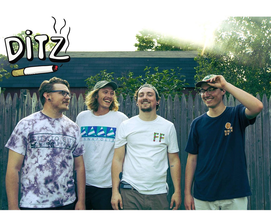 FEBRUARY F*CK YEAH! Ditz Interview
