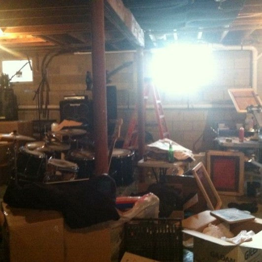How I started a Record Label in my parents basement