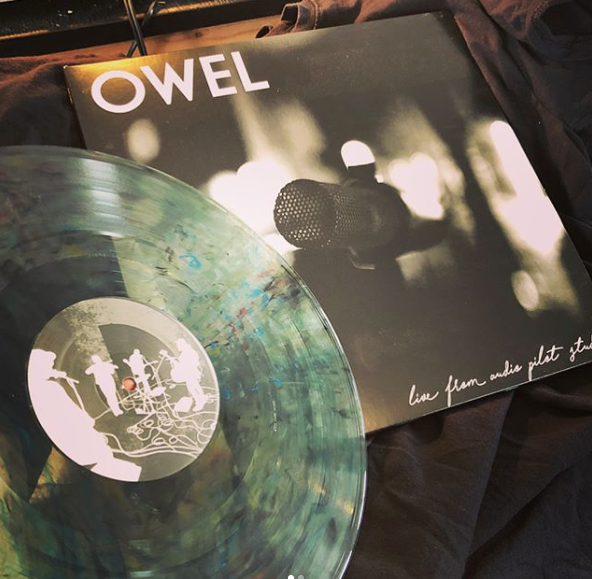 New Owel Exclusive Vinyl + Tour Dates