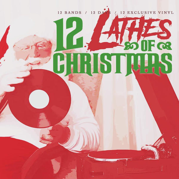 12 Lathes of Christmas