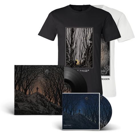 Body Thief : Travel Glow Vinyl, CD, and Tee Bundle
