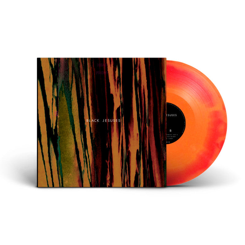 Black Jesuses : S/T (Red/Orange)