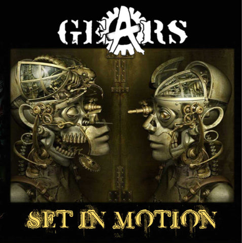 GEARS: Set In Motion EP [2014] (DIGITAL DOWNLOAD)