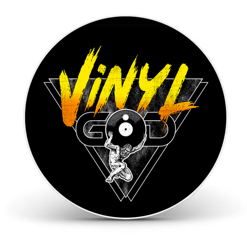 VINYL GOD Slipmat